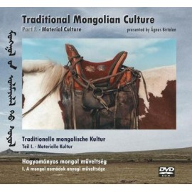 Traditional Mongolian Culture: 1. Materielle  Kultur