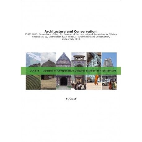 2015_11 Architecture and Conservation: TIBET