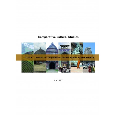 2007_01 Comparative Cultural Studies: aims, scopes, ideas.